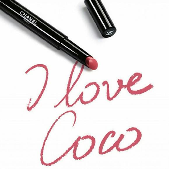 Chanel ROUGE COCO STYLO 香奈儿细管唇膏