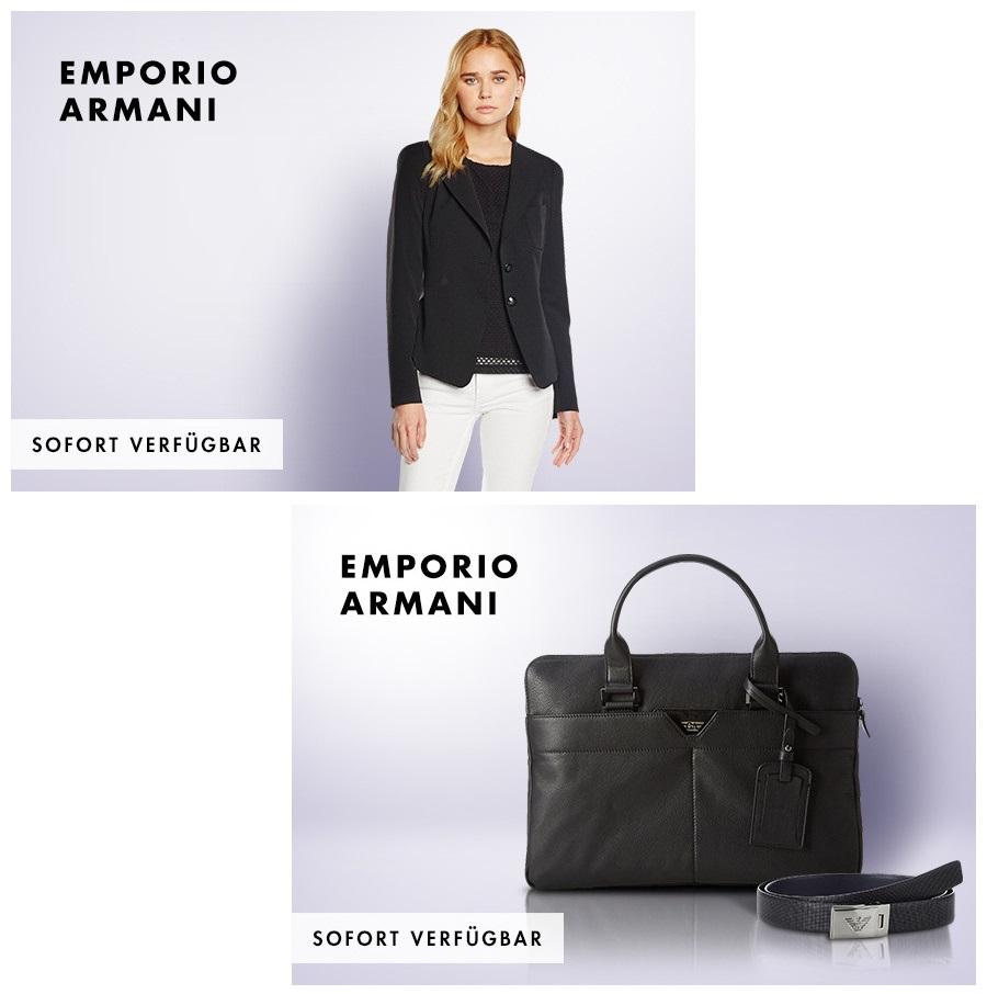 Emporio Armani阿玛尼男女服饰