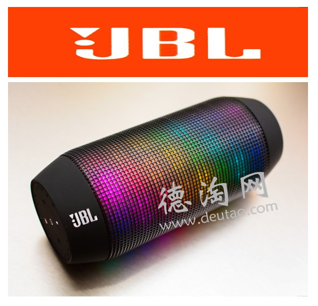 JBL Pulse 便携蓝牙音箱
