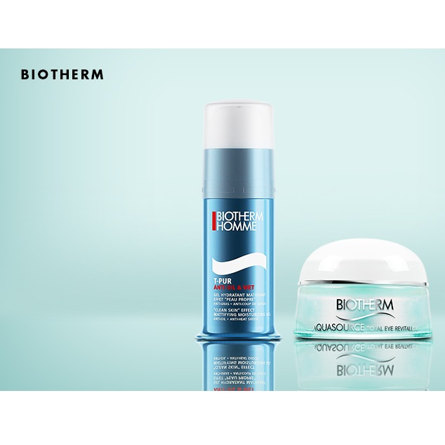 Biotherm 碧欧泉产品闪购