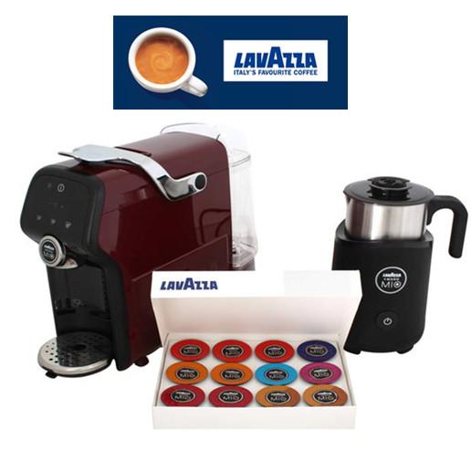 Lavazza LM6000 胶囊咖啡机&JBL迷你蓝牙音箱