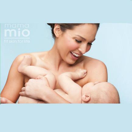 怀孕身材不走样的秘密Mama mio准妈妈护肤产品