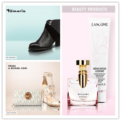 Prada&Michael Kors专场&Beauty Products护肤&Tamaris 鞋履