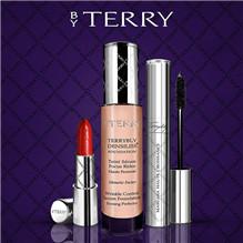 玫瑰香气–贵妇彩妆品牌By Terry