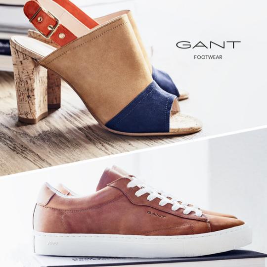 美国高端休闲品牌GANT男女鞋