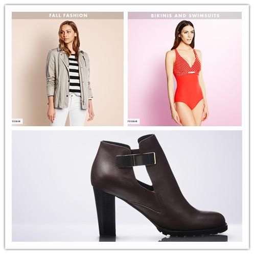 SEE BY CHLOÉ 女鞋/FALL FASHION秋日时尚女装/比基尼泳装特卖