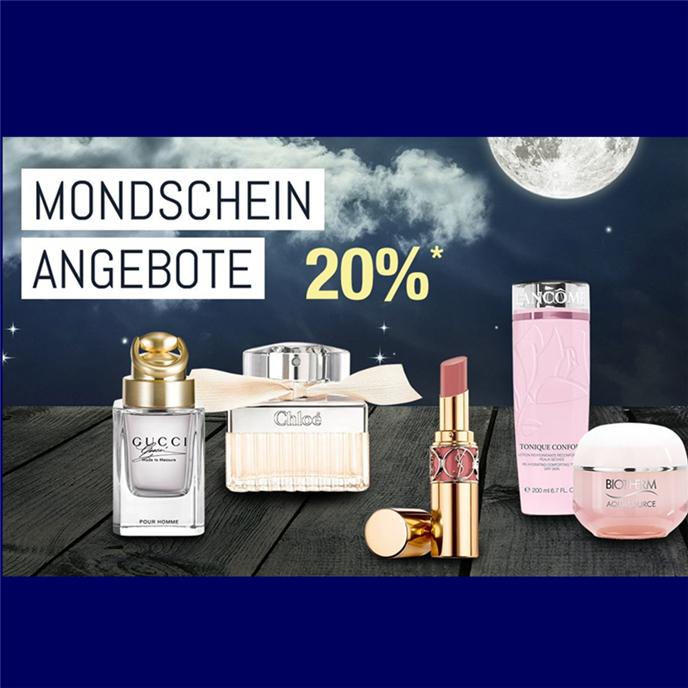 Galeria Kaufhof Mondschein特卖
