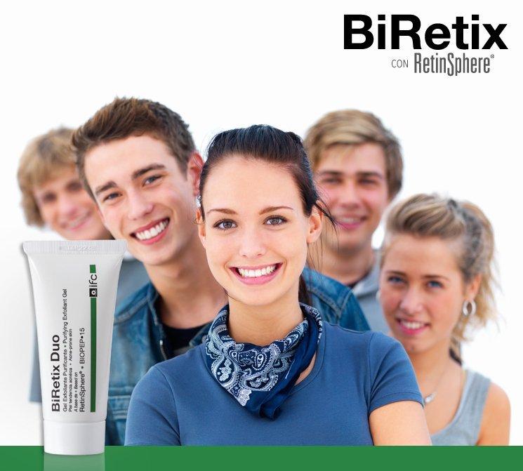 BiRetix Duo 控油痤疮痘肌软膏