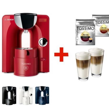 Bosch TASSIMO CHARMY咖啡机三色可选