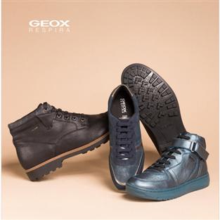 意大利会呼吸的鞋 Geox男女服饰鞋履及童鞋