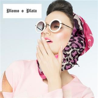 德国原创品牌Plomo o Plata围巾