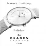 北欧风情 Skagen斯卡恩手表包包