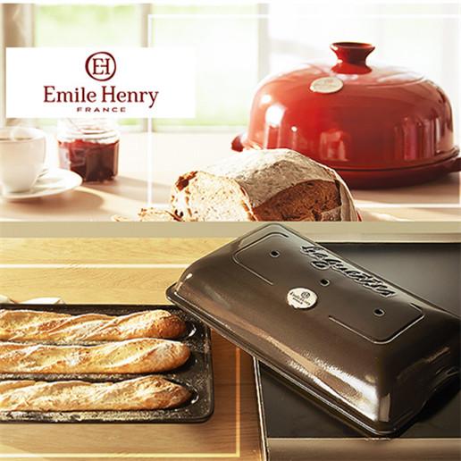 来自法国勃艮第的无毒陶土厨房用具Emile Henry