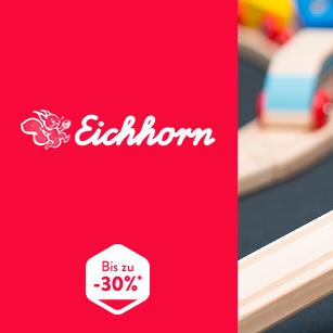 Eichhorn/Heros/Kikaninchen 木质玩具联合闪购