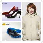 法国奢侈品牌Roger Vivier鞋履/VIBRAM Five Fingers五指鞋 /ADD意大利顶级羽绒品牌