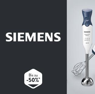 Siemens 家电专场