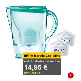Brita 薄荷绿滤水壶+两个滤芯