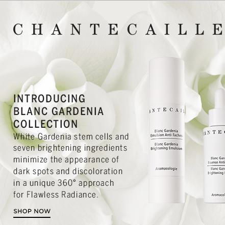 自然与科技的完美结合 Chantecaille/香缇卡 护肤及彩妆