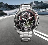 全球知名腕表品牌 西铁城Citizen 男士手表