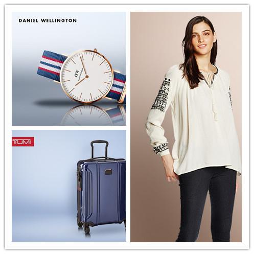 美国TUMI箱包/Daniel Wellington 腕表/领略西班牙风情—Janis女装