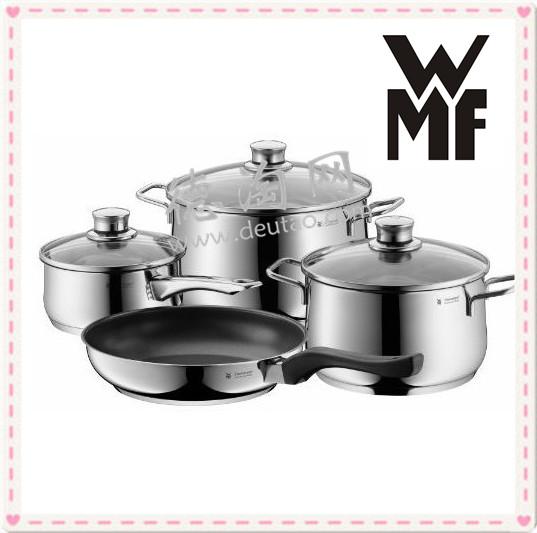 WMF 锅具四件套闪购