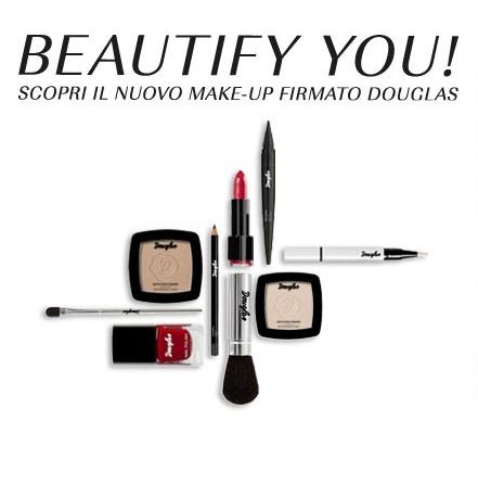 Douglas Make-up 自主品牌系列彩妆线