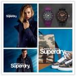 日本元素街头潮牌  Superdry 极度干燥 全场男女服饰、鞋履、手表及包袋配饰超值放送
