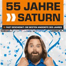 Saturn 55周年庆