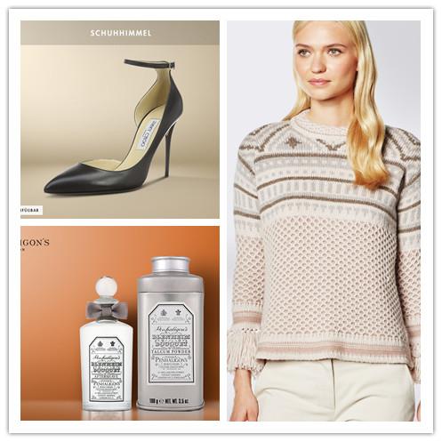 Schuhhimmel 鞋履天堂/意大利高级针织品牌–Cruciani/那一抹英伦的味道-Penhaligon's