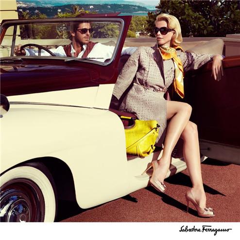 25件女人一生应该拥有的奢侈品之—Salvatore Ferragamo闪购
