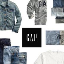 美国快时尚 GAP男女及儿童服饰