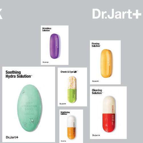 韩国美妆品牌Dr.Jart+