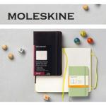 """意大利手工品牌Moleskine""""鼹鼠皮""""笔记本"""