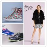 全球四大跑鞋之一SAUCONY男女跑鞋/LOS OJO 女士休闲鞋/时尚先锋BAYA女装
