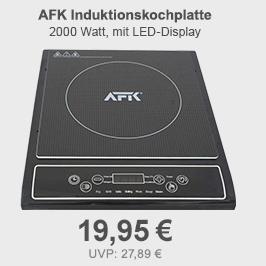 AFK Induktionskochplatte 多功能感应电炉