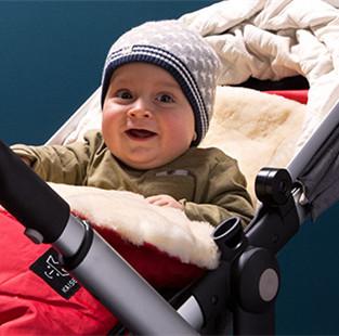 给宝宝以呵护 Kaiser婴儿用品