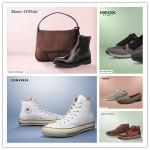 名品鞋履荟萃 MARC O'POLO 男女鞋履包袋/意大利会呼吸的鞋 Geox /Converse休闲帆布鞋