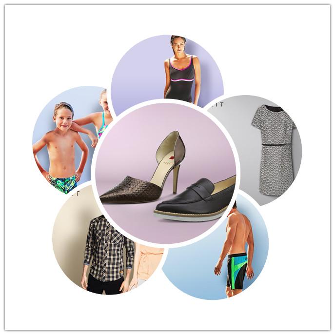 奥地利优质男女鞋 Högl/Esprit男女服饰/因为专注所以专业 Speedo男女泳衣装备