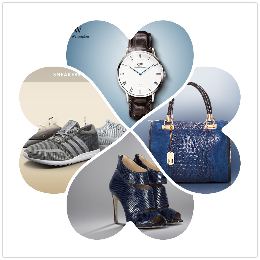 Daniel Wellington 手表/意大利FEDERICA BASSI品质女鞋包袋/SNEAKERS CORNER运动鞋集锦