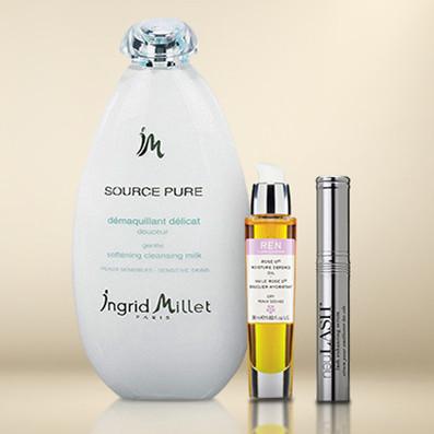 英国有机护肤品牌REN, 法国Ingrid Millet护肤保养系列