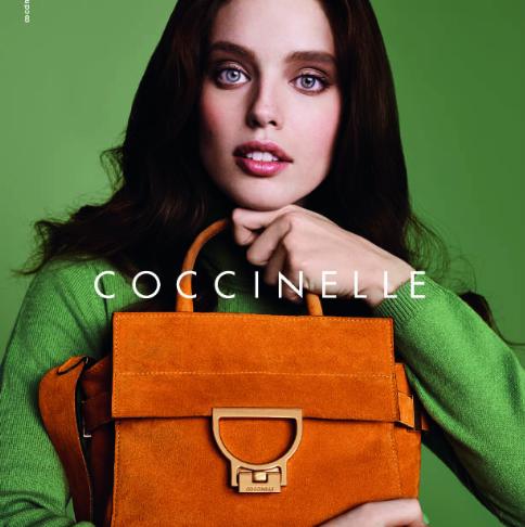 千元RMB军团中颜值最高、口碑最好的包包 意大利小众皮具品牌 Coccinelle闪购