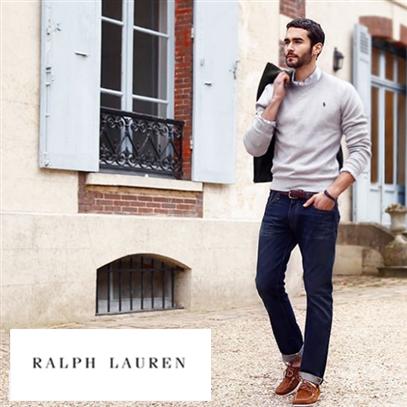 Ralph Lauren男士休闲服饰专场