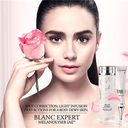 法兰西玫瑰-兰蔻Lancôme香水美妆