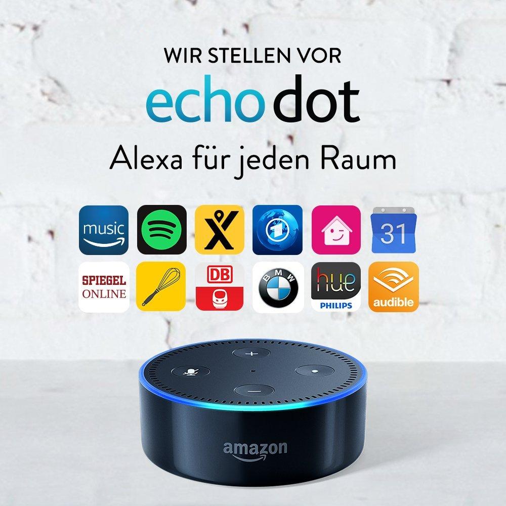 你的家庭小管家 Amazon Echo