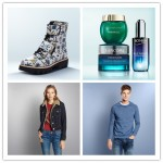 Cross jeans 男女牛仔服饰 /个性印花Isabelle Jaquelin 女鞋/Biotherm, lancome,Rubinstein美容护肤系列