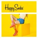 Happy Socks瑞典时尚欢乐彩袜