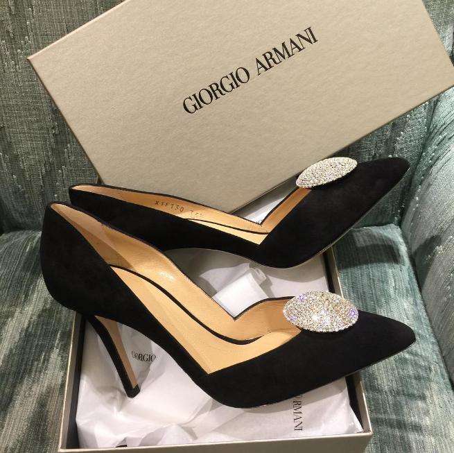 Giorgio Armani 男女鞋履