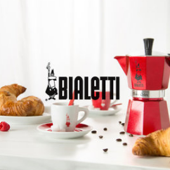 意大利经典老牌 Bialetti咖啡壶/厨具