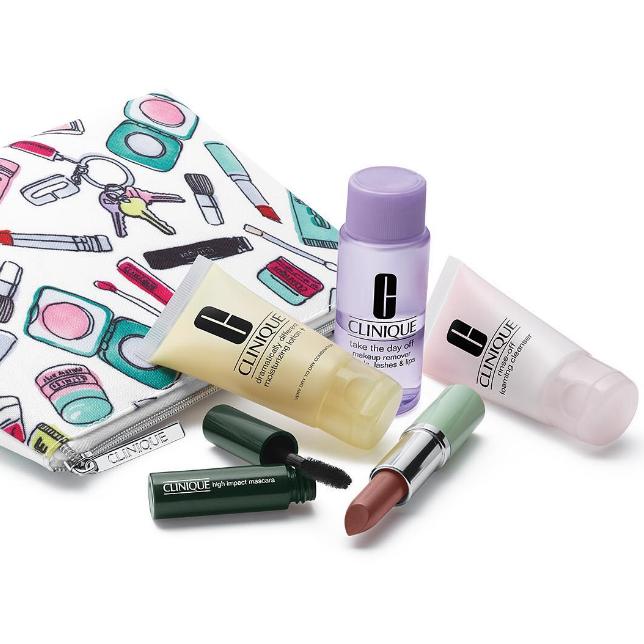 创新美丽,极致奢华 Clinique护肤彩妆系列