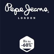 英伦都市风潮 Pepe Jeans 男女服饰
